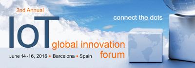 IoT Global Innovation Forum @ Universitat de Barcelona | Barcelona | Catalunya | Spain