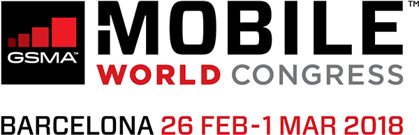 Mobile World Congress 2018 Feb 26- Mar 1 2018 Barcelona Spain