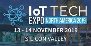 IoT World Tech Expo North America 2019 @ Santa Clara Convention Center | Santa Clara | California | United States